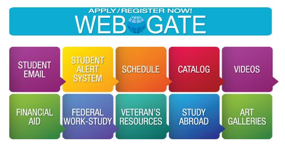 wcccd webgate login