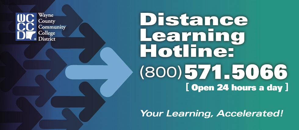 Distance Learning Hotline